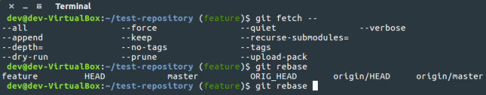 git-completion