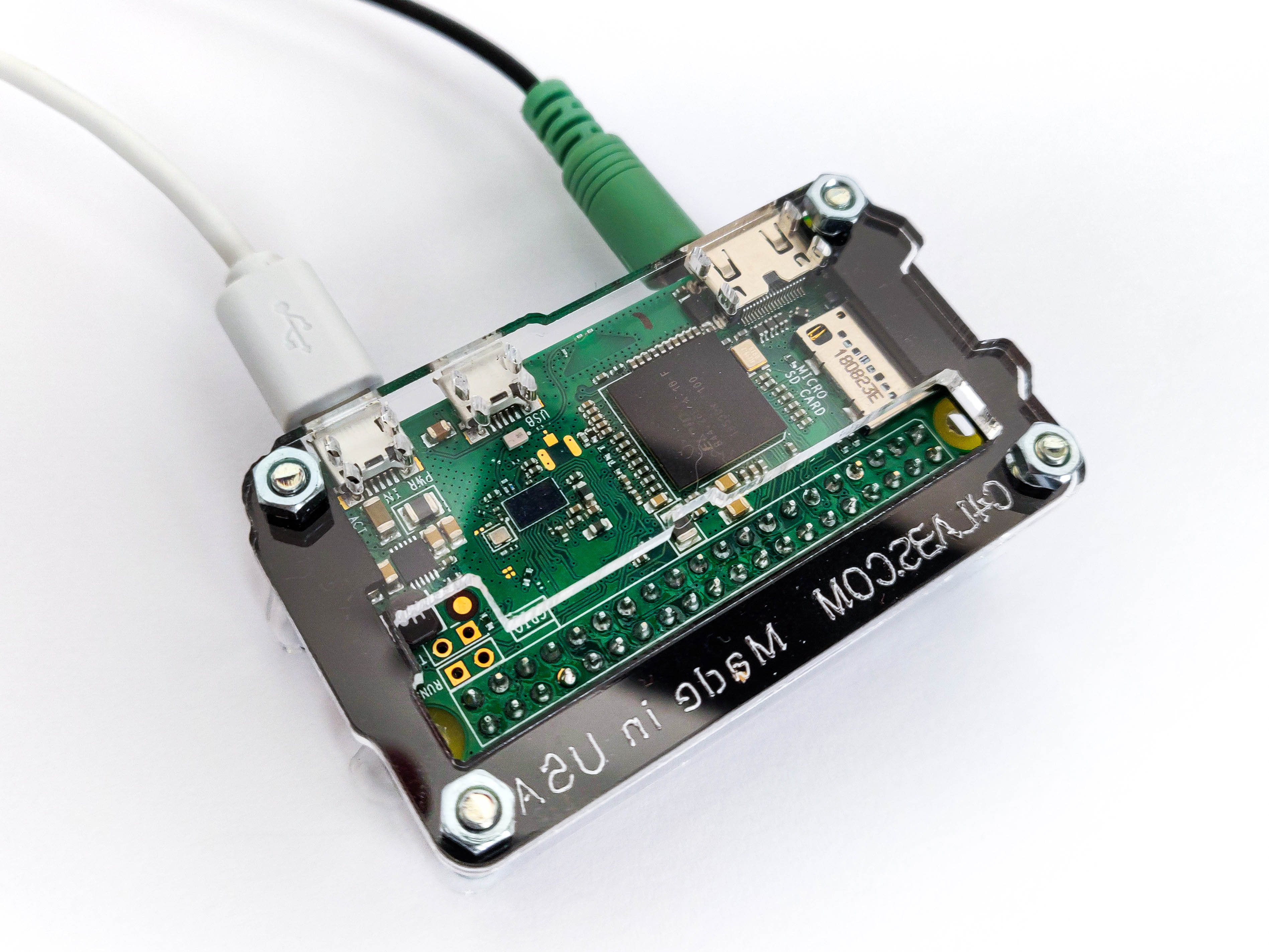 Building a Bluetooth DAC with Raspberry Pi Zero W – Page Fault Blog